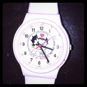 Betty boo nurse watch